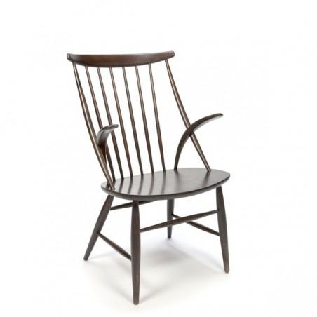 Illum Wikkelsøe voor Eilersen spijlen fauteuil