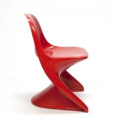 Plastic children's chair by Casalino