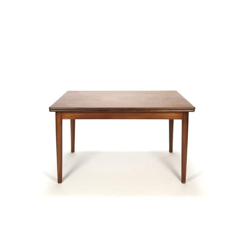 Teak dining table Danish design