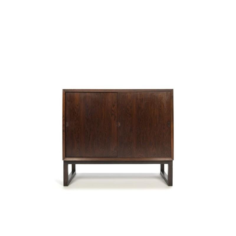 Klein palissanderhouten dressoir