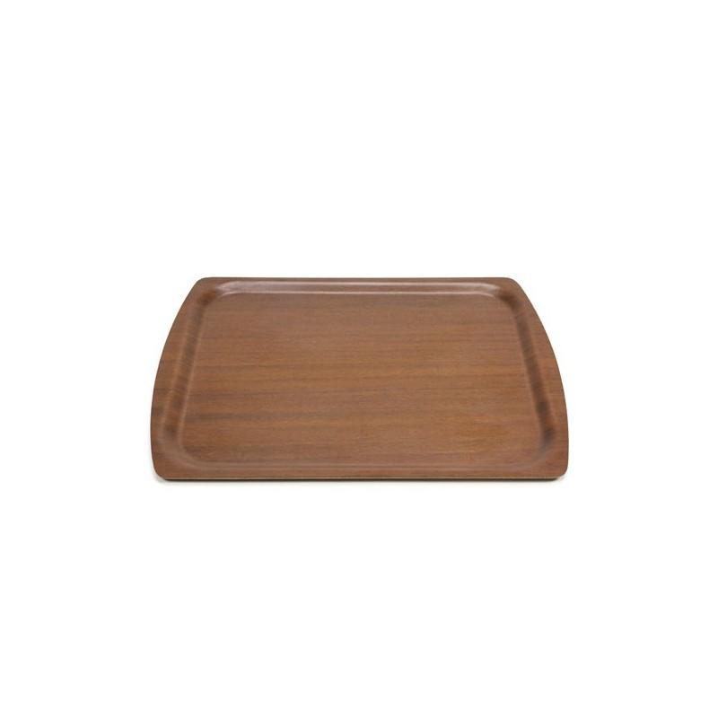 Teak tray rectangle model
