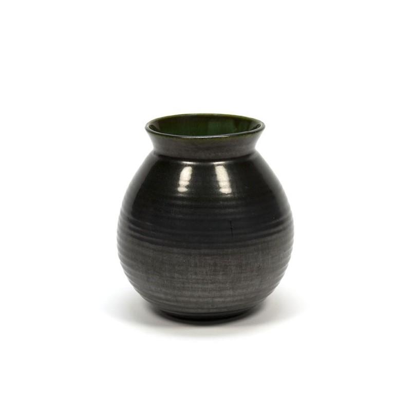 Vintage Mobach vase green