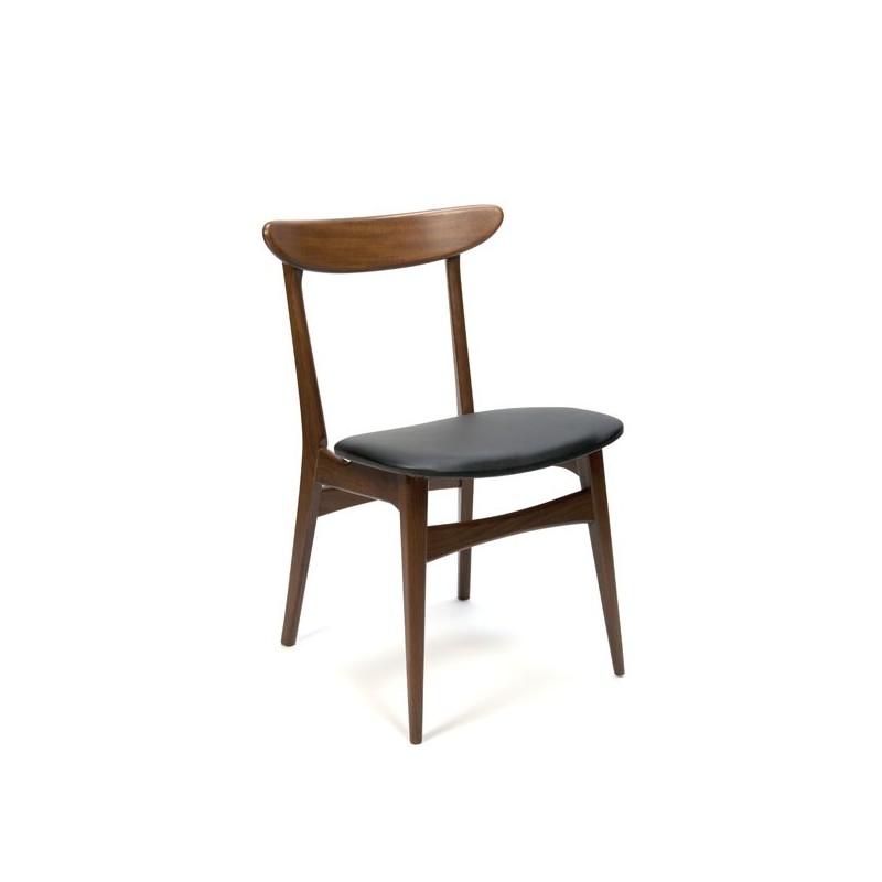 Dining chair in teak
