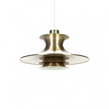Deense hanglamp messing