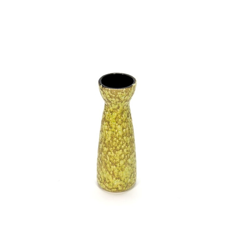 Yellow West-Germany vase small model