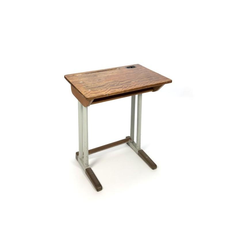 Industrial school desk