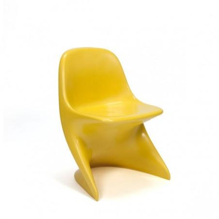 Casalino kinderstoel geel model