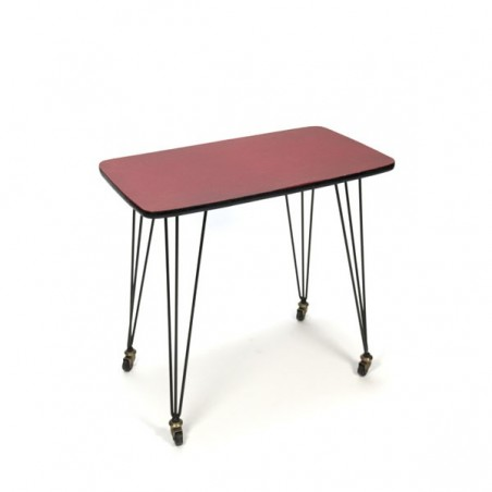 Side table/ trolley from the fifties