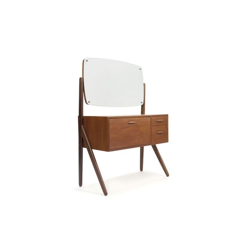 Danish dressing table in teak