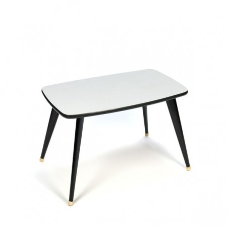 Small coffee / side table with formica top
