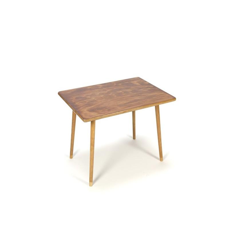 Wooden school table for children
