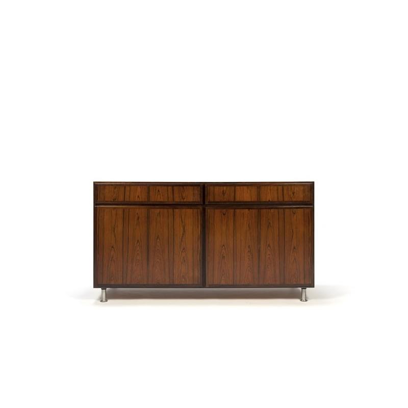 Omann Jun's Møbelfabrik klein dressoir in palissanderhout