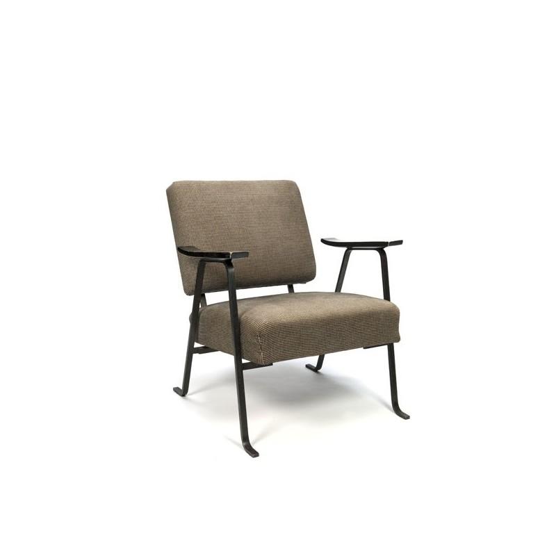 Kleine fauteuil uit de vijftiger jaren