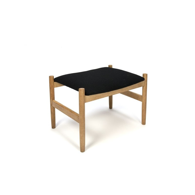 Danish teak hocker/ stool