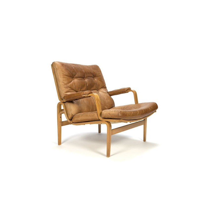 Bruno Mathsson DUX fauteuil 'Ingrid'