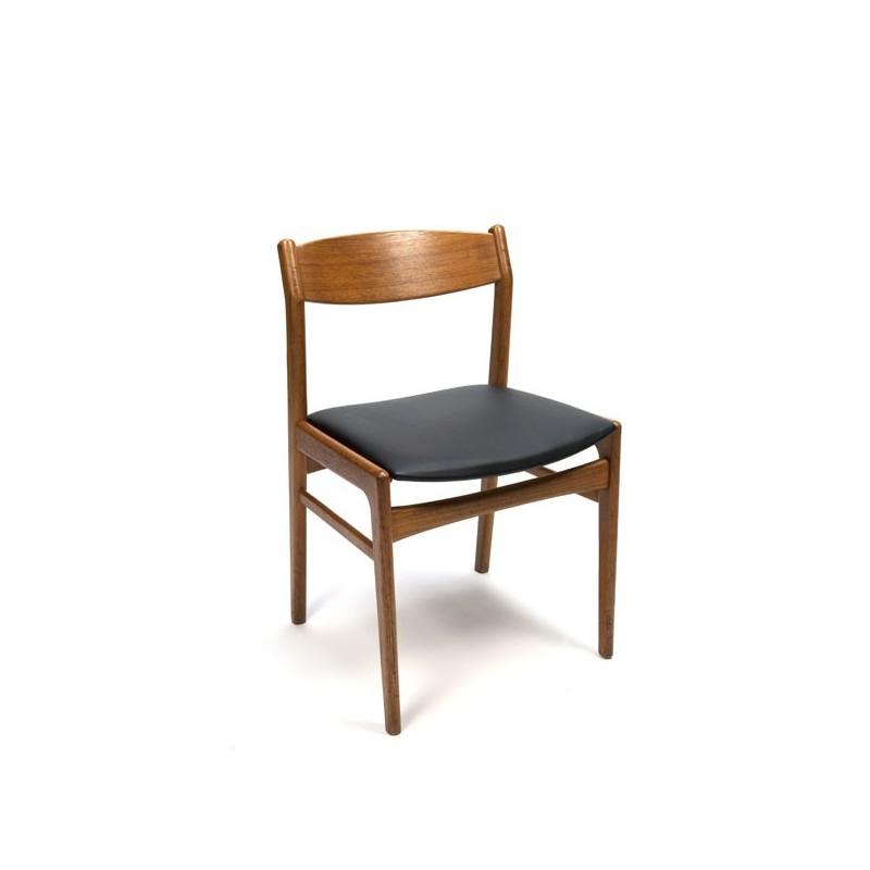 Deense design stoel uit de Høng stolefabrik