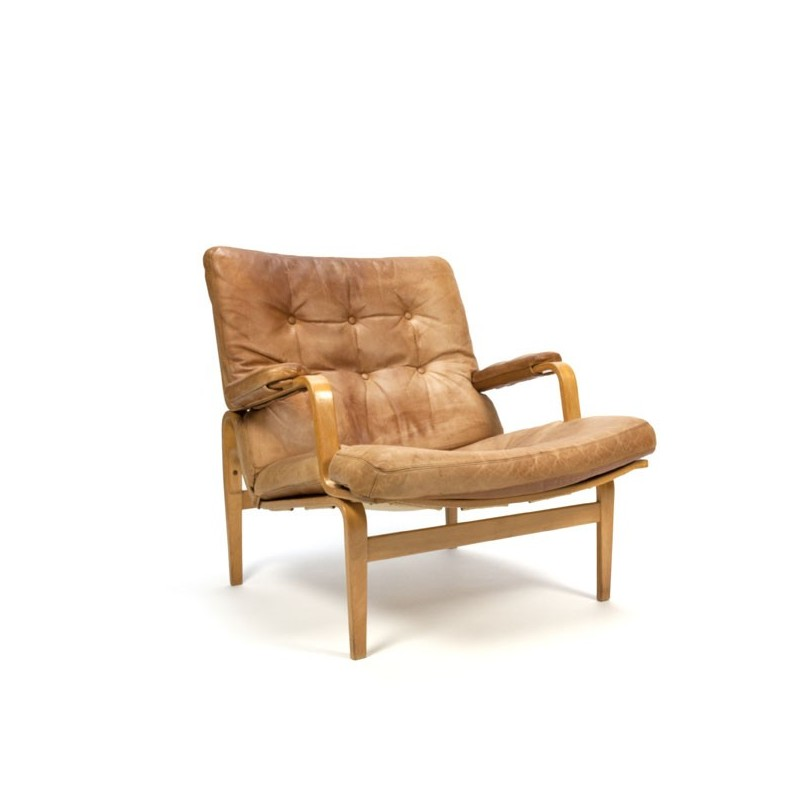 Easy chair 'Ingrid' design Bruno Mathsson DUX