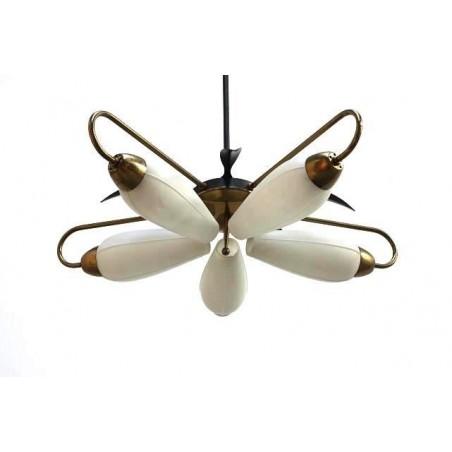 Hanging lamp 1950's