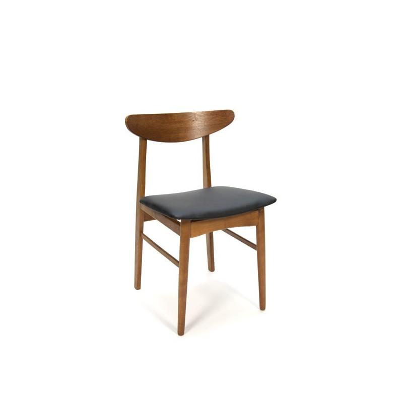 Teak dining chair Danish