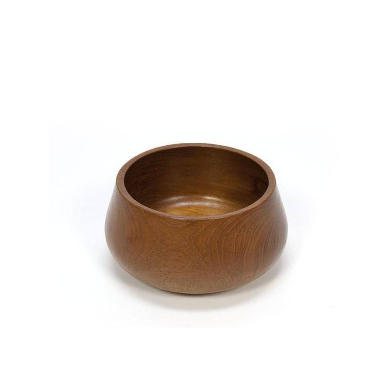 Teak bowl