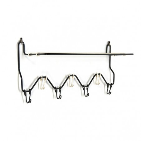 Coat rack from the 1950s