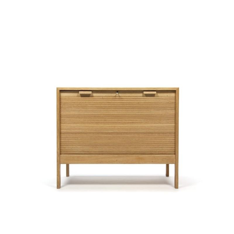 Oak filing cabinet design Svend Madsen