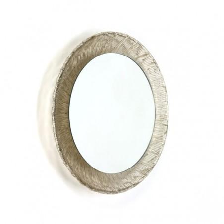 Mirror with plexiglass
