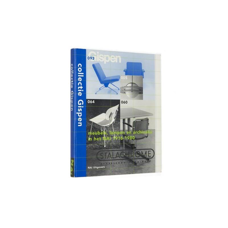 Dutch book Collectie Gispen NAI