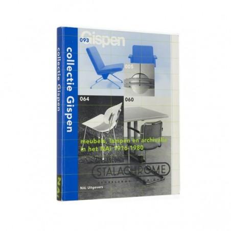 Boek Collectie Gispen NAI