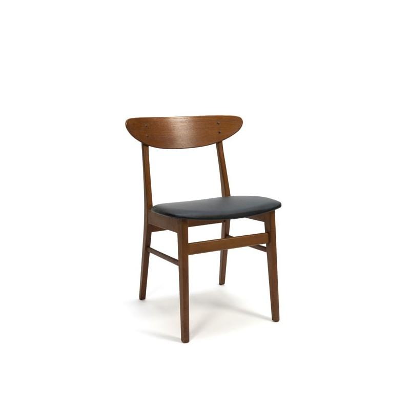Farstrup model 210 set van 4 stoelen