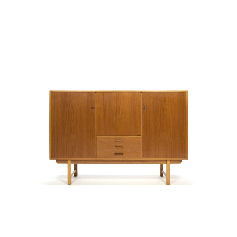 Teak Danish sideboard from the 1960s