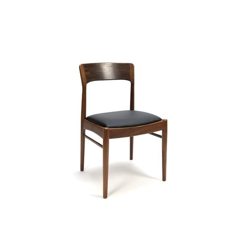 Palissander houten eettafel stoel