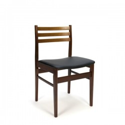 Set of 8 Danish dining chairs