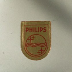 Philips wall or ceiling spot industrial design