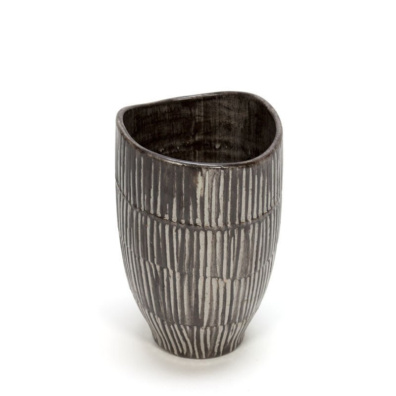 Ceramic vase from Denmark