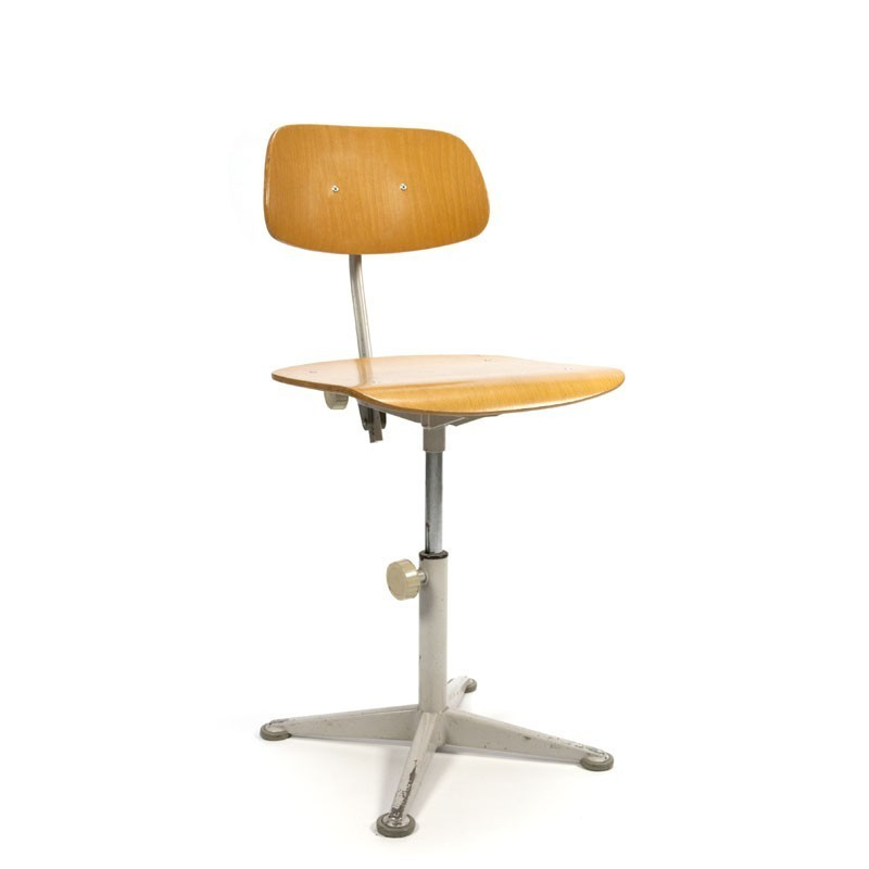 Friso Kramer Industrial Architect Chair