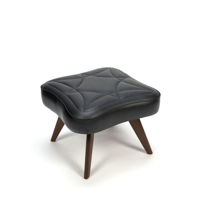 Deense design poef of hocker