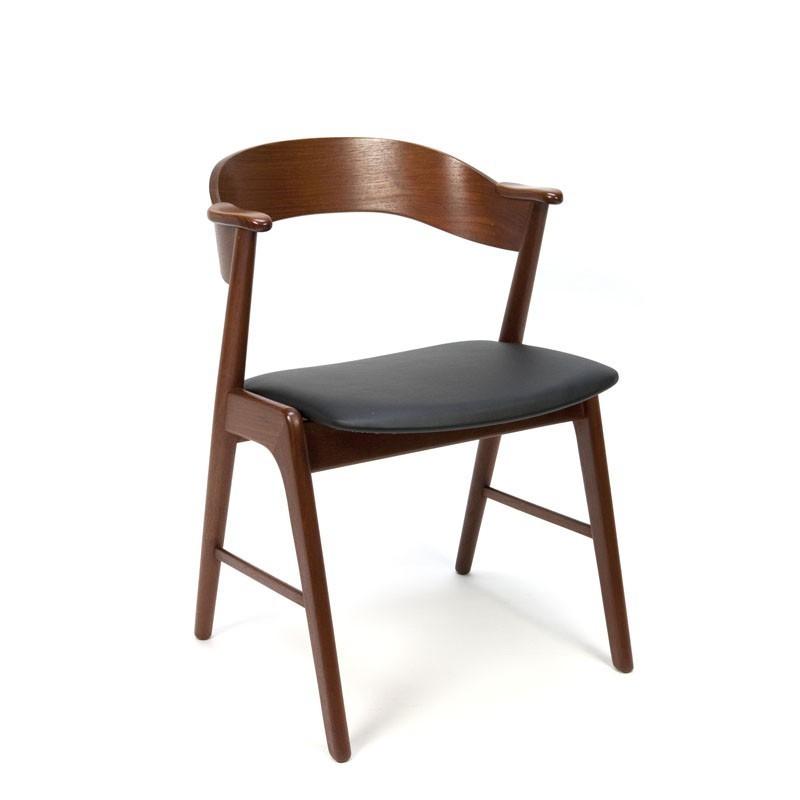 Set van 6 Kai Kristiansen stoelen