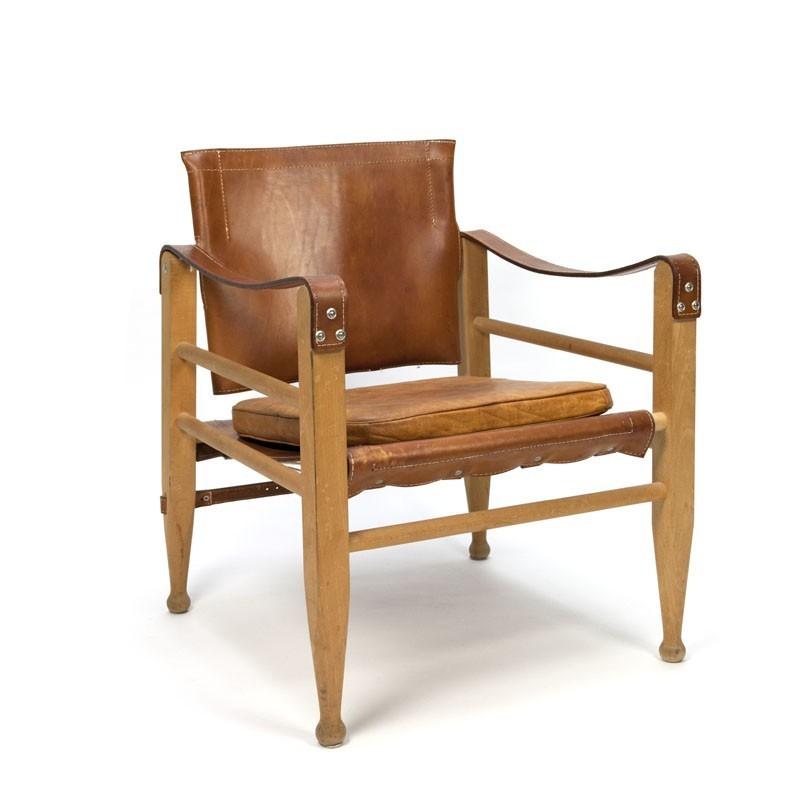 Danish Safari armchair