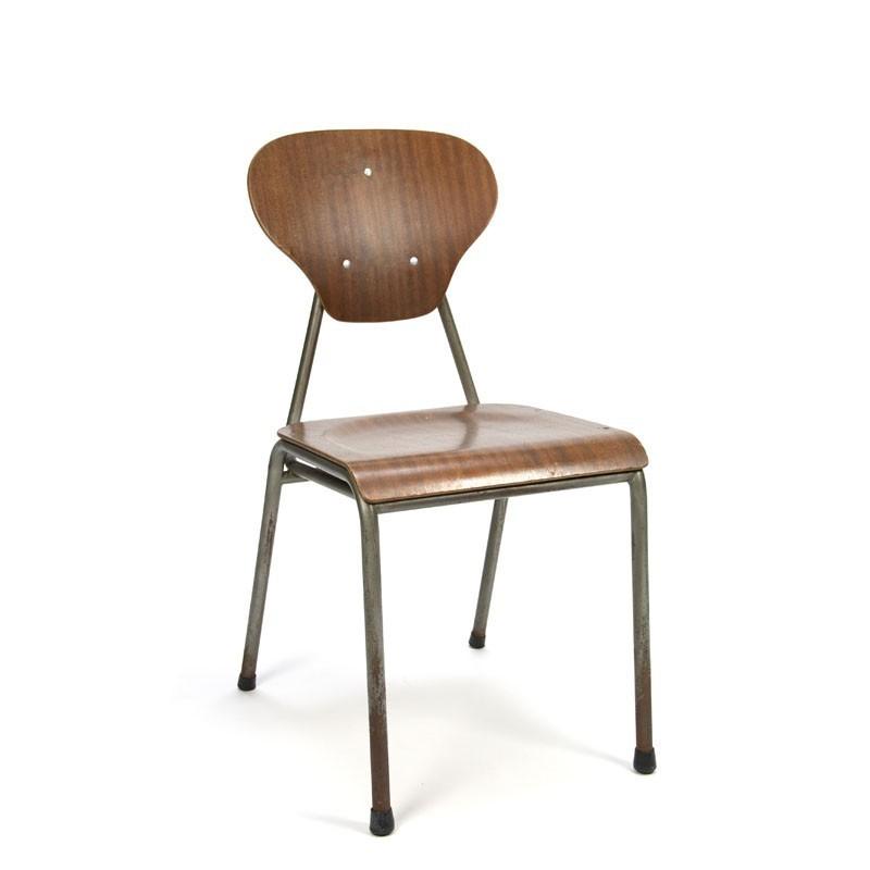 Deens model industriële stoel