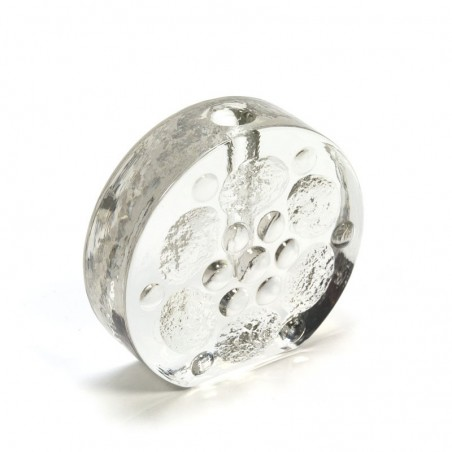 Walther design small glass vase