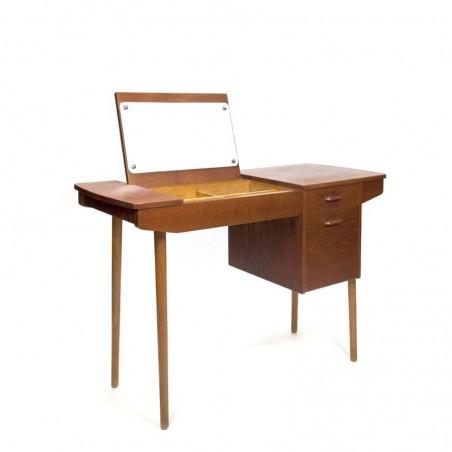 Danish teak dressing table