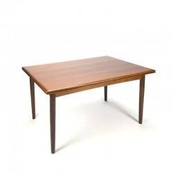 Design Danish teak dining table