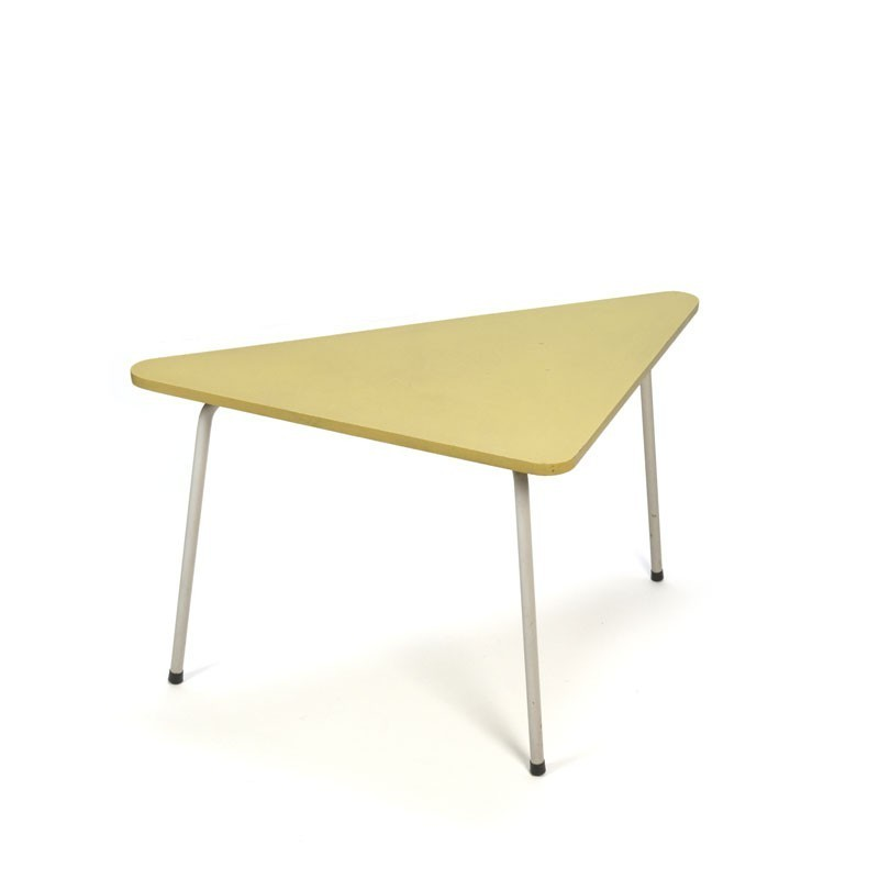 Fifties triangle table green