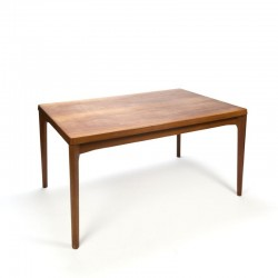 Danish dining table design Henning Kjaernulf