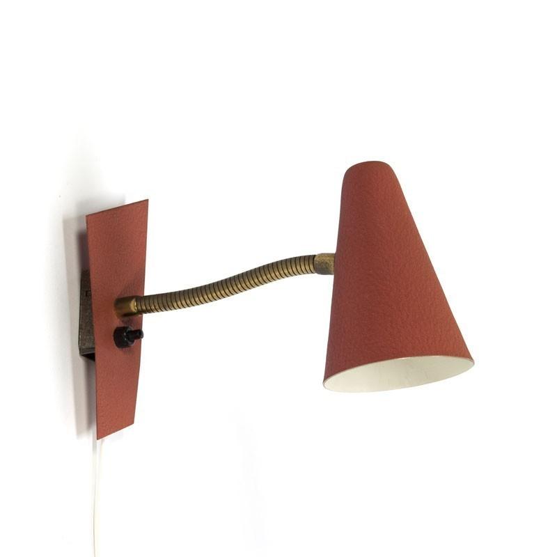 Wandlamp uit de vijftiger jaren