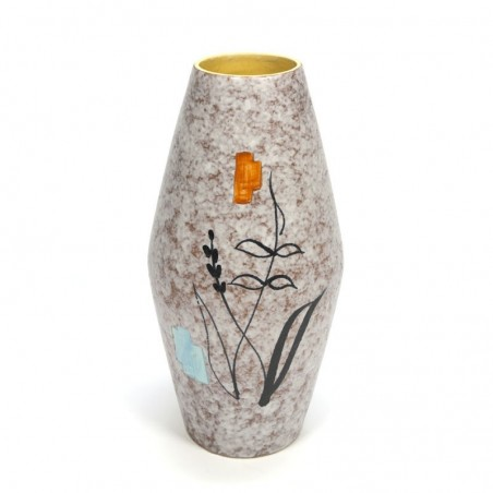Large Scheurich vase from the fifties