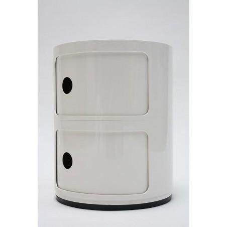 Kartell cupboard design Anna Castelli Ferrieri