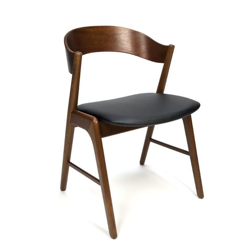 Kai Kristiansen teakhouten design stoel