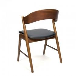 Kai Kristiansen teak wood design chair